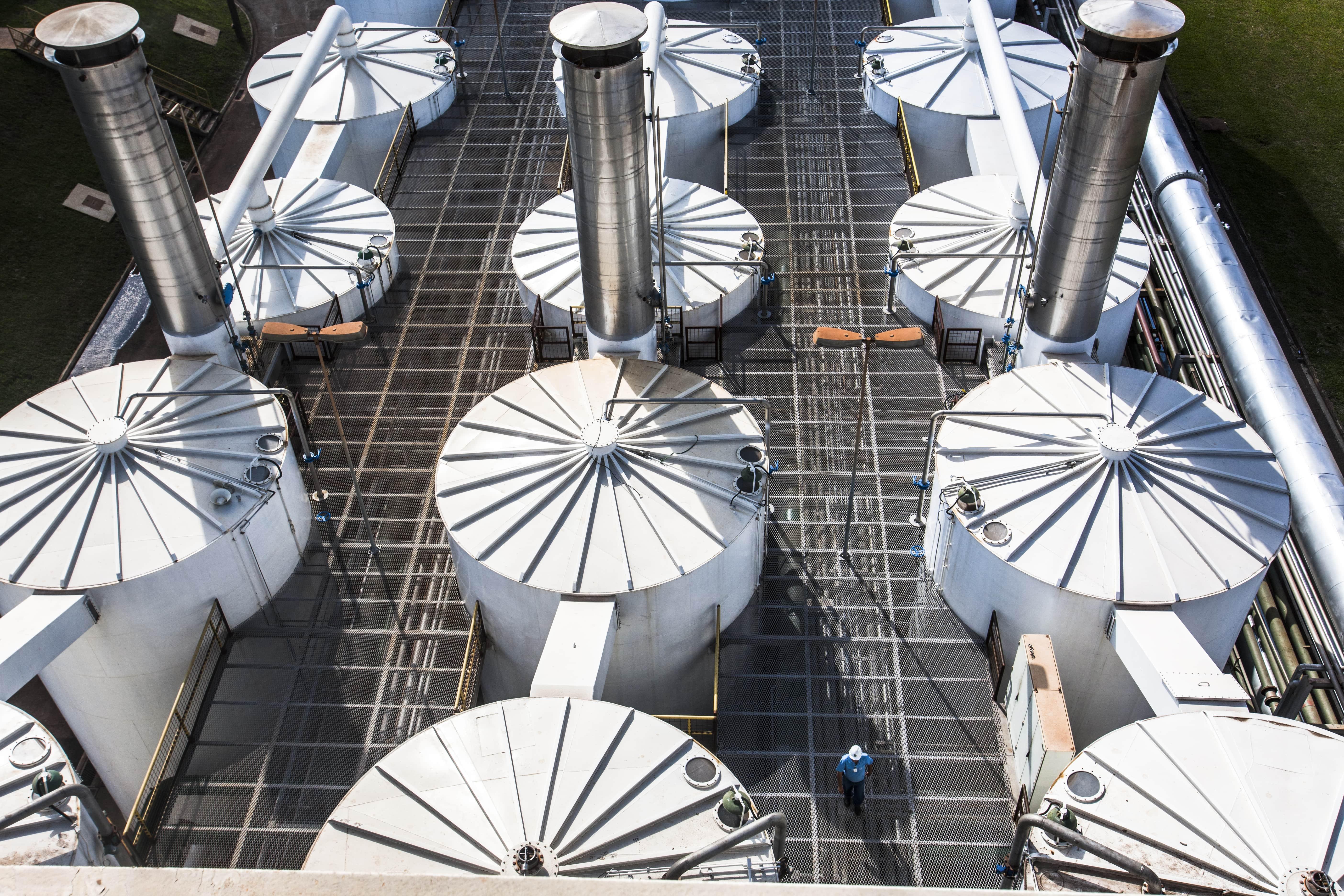 Como é Produzido o etanol?